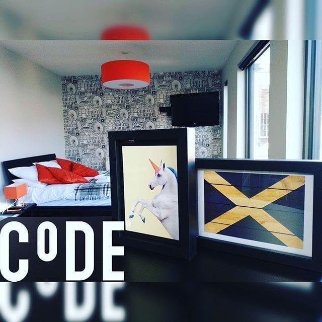 CoDE Pod Hostels