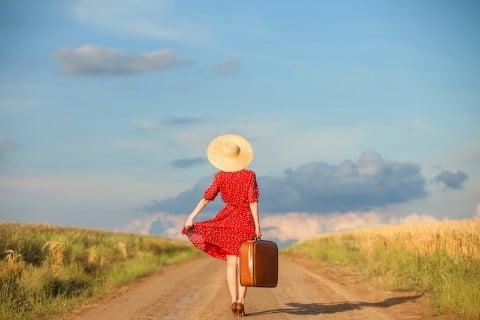 Safe tips for female travellers code hostel